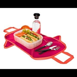 Cute and comfy Placemat lunchbox! New !